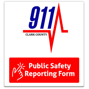 Public Safety Reporting Form